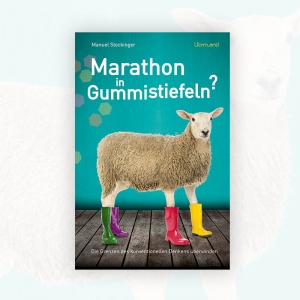 Manuel Stockinger: Marathon in Gummistiefeln?